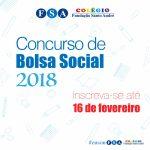 Colégio abre inscrições para o concurso de bolsa social