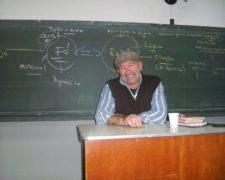 Nota de falecimento do Prof. Sebastião Haroldo de Freitas