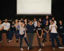 Alunos do Colégio da Fundação Santo André utilizam o teatro como ferramenta educativa