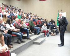 Curso de Relações Internacionais promoveu palestra sobre a Cultura Islâmica, Globalização e o Comércio Internacional