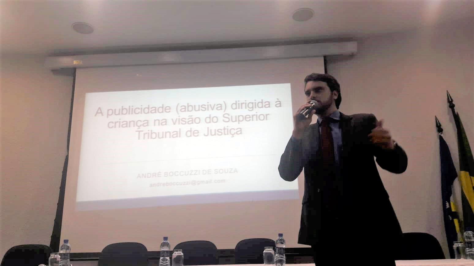 Semana Jurídica da Fundação Santo André recebe palestra sobre publicidade direcionada às crianças