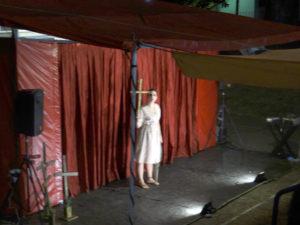 Estudo de Cena encena peça teatral no Colégio da FSA