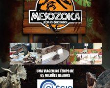 """Fundação Santo André traz de volta Expo Mesozoica  """"A Era dos Dinossauros"""""""