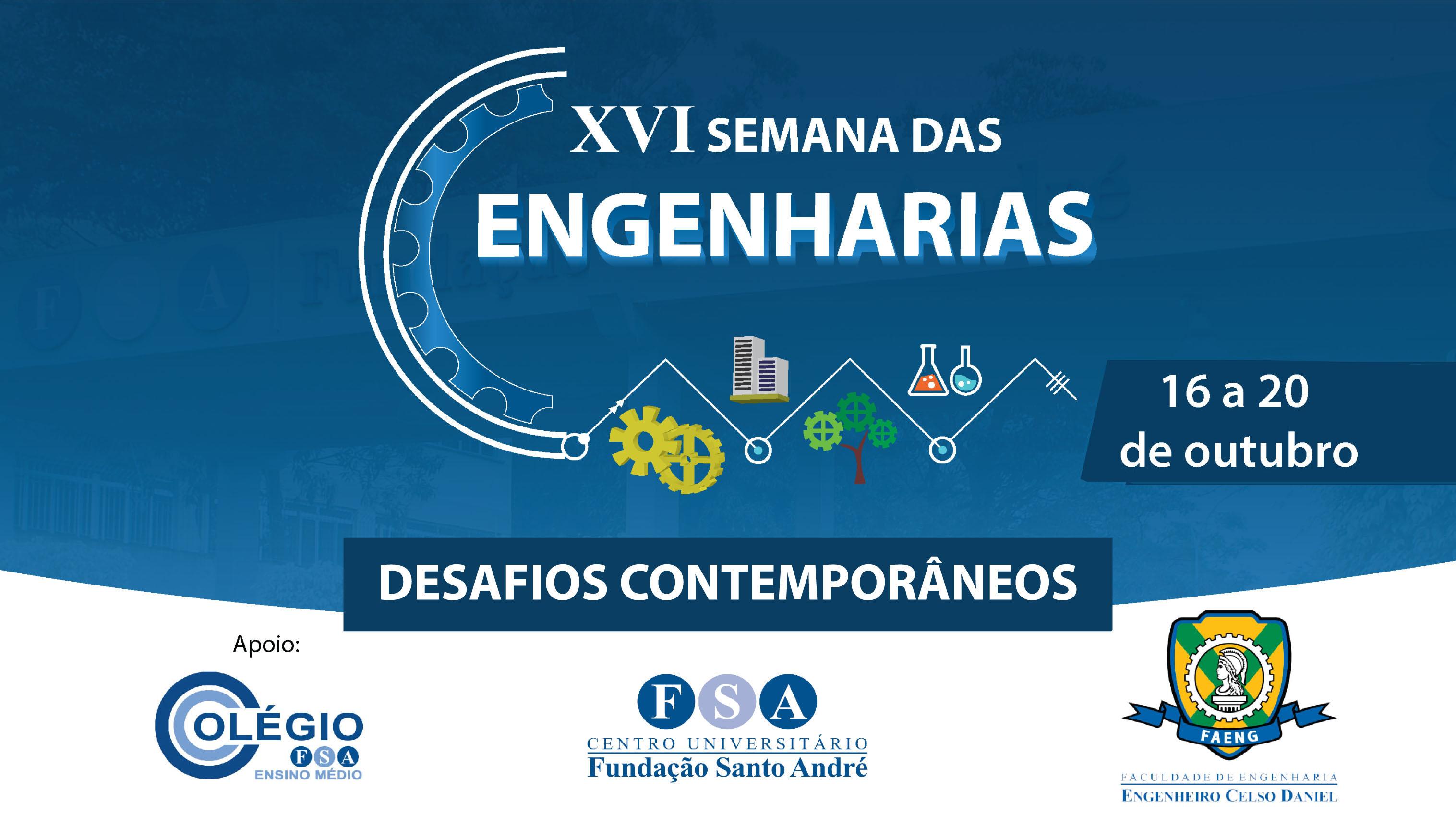 Fundação Santo André promove Semana das Engenharias