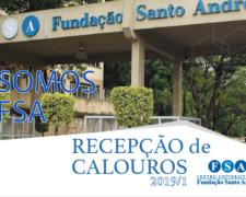 Semana de Recepção e Integração dos Calouros 2019
