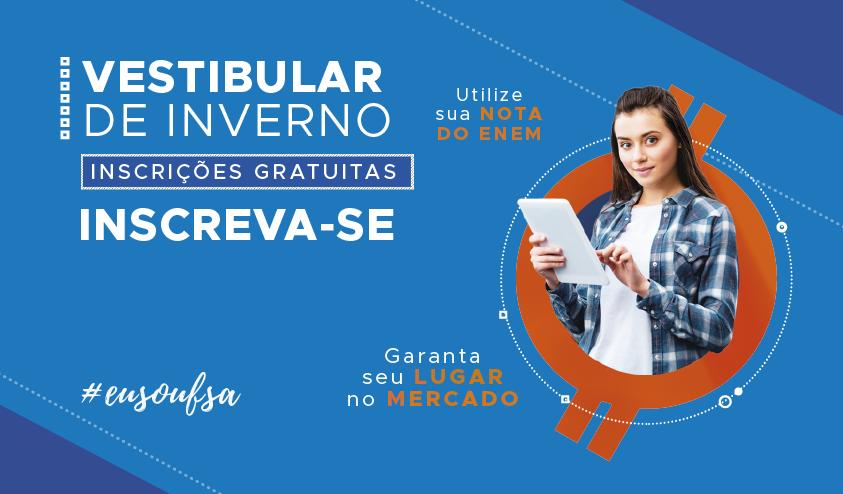 Fundação Santo André abre inscrições para vestibular de inverno 2019