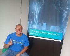 Aluno de Engenharia da Fundação Santo André participa do 1º MindSphere HackaDay da Siemens