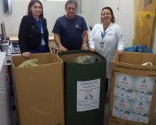 CIPA-FSA (Comissão Interna de Prevenção de Acidentes) promove Campanha do Agasalho 2019