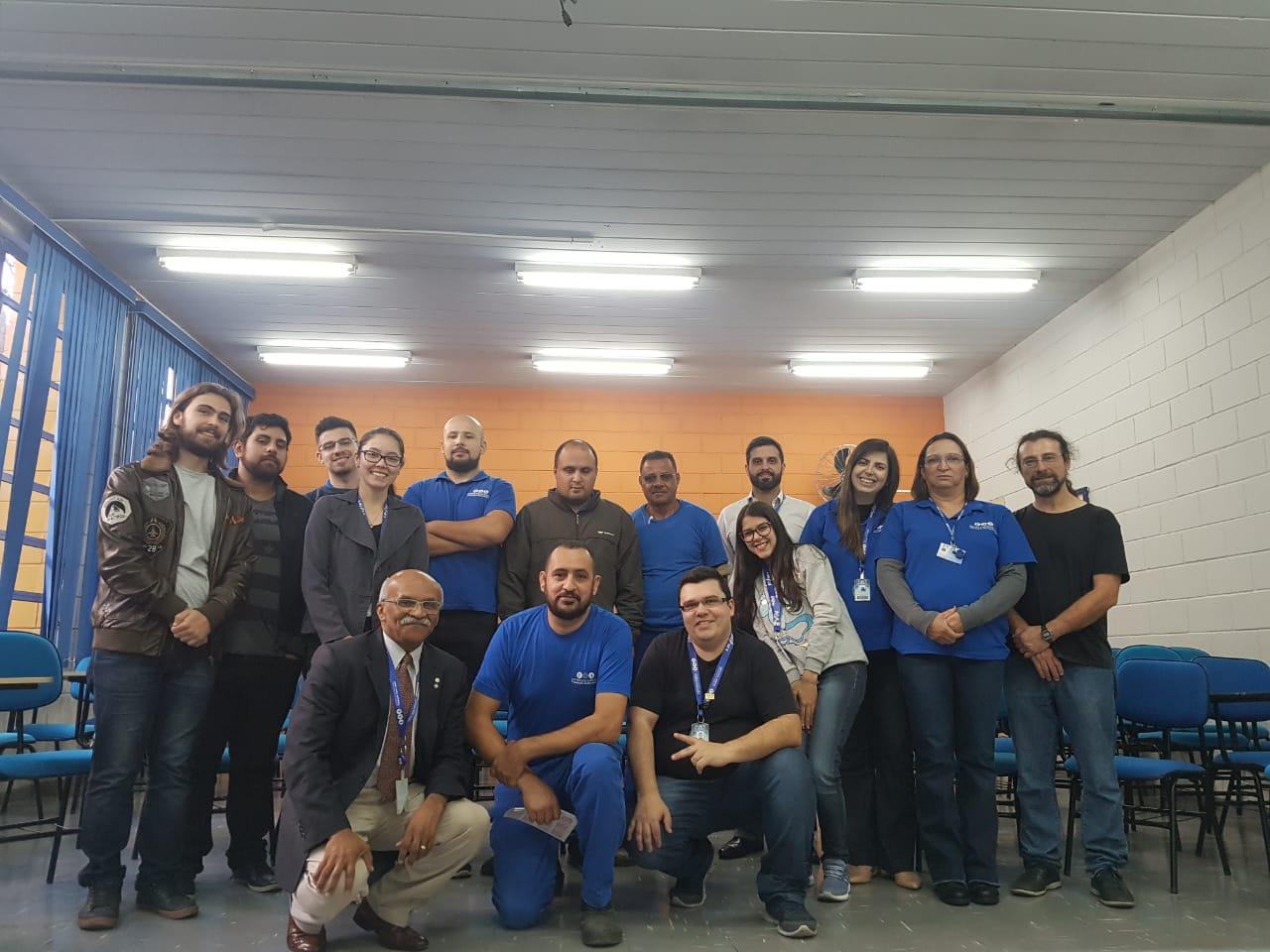 Funcionários da Fundação Santo André participam do Programa de Integração e Engajamento