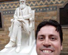 Ex-aluno da Fundação Santo André apresenta trabalho em Encontro Científico da Linnean Society of London