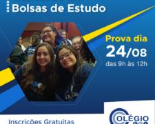 Concurso de Bolsas de Estudo do Colégio da Fundação Santo André