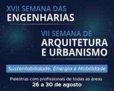 Centro Universitário Fundação Santo André realizará sua XVII Semana de Engenharias / VII Semana de Arquitetura e Urbanismo