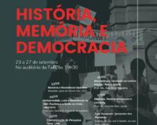 Centro Universitário Fundação Santo André realizará sua XIX Semana de História