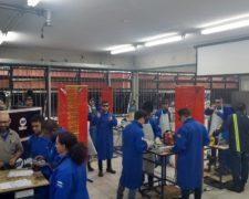 Fundação Santo André realiza Workshop de soldagem
