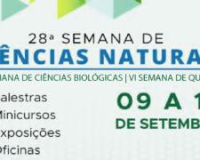 Centro Universitário Fundação Santo André realizará sua VI Semana de Ciências Biológicas e VI Semana de Química