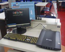 Fundação Santo André implanta sistema de acessibilidade na Biblioteca