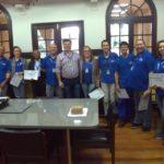 Novos membros da CIPA – Fundação Santo André tomam posse para Gestão 2019-2020