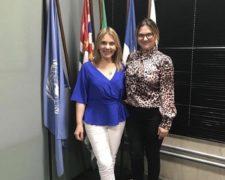 Coordenação do Núcleo de Práticas Jurídicas do Centro Universitário Fundação Santo André se reúne com Presidente da Ordem dos Advogados do Brasil – Subseção Santo André