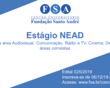Fundação Santo André seleciona estagiários