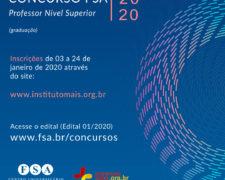 Fundação Santo André seleciona Professores