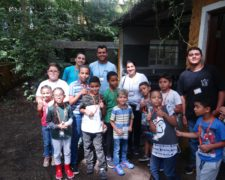 Biotério, do Curso de Ciências Biológicas, da Fundação Santo André recebe visita de jovens do Projeto Shalom