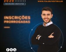 Fundação Santo André prorroga vestibular 2020
