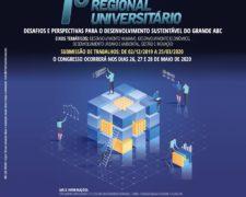 1º Congresso Universitário do ABC recebe trabalhos sobre sustentabilidade