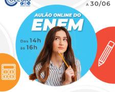 """Colégio da Fundação Santo André promove """"Aulão"""" online do ENEM"""