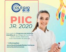PIIC JR 2020 / COLÉGIO FSA