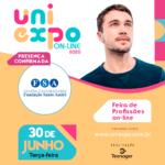 Fundação Santo André participará da Uniexpo On-line – São Paulo e Região