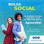 Fundação Santo André abre inscrições para o Processo Seletivo de Bolsas Sociais