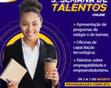 Centro Universitário Fundação Santo André realizará sua 3ª Semana de Talentos – online