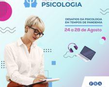 Centro Universitário Fundação Santo André realizará sua IV Semana de Psicologia – online
