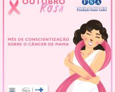 Outubro Rosa: Mês da Conscientização do Câncer de Mama