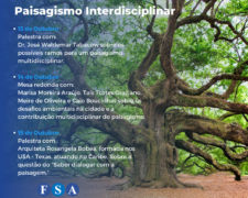Jornada Internacional de Paisagismo Interdisciplinar