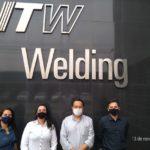 Alunos do curso de Engenharia da FSA realizam visita técnica ao Centro Técnico da empresa ITW Welding do Brasil