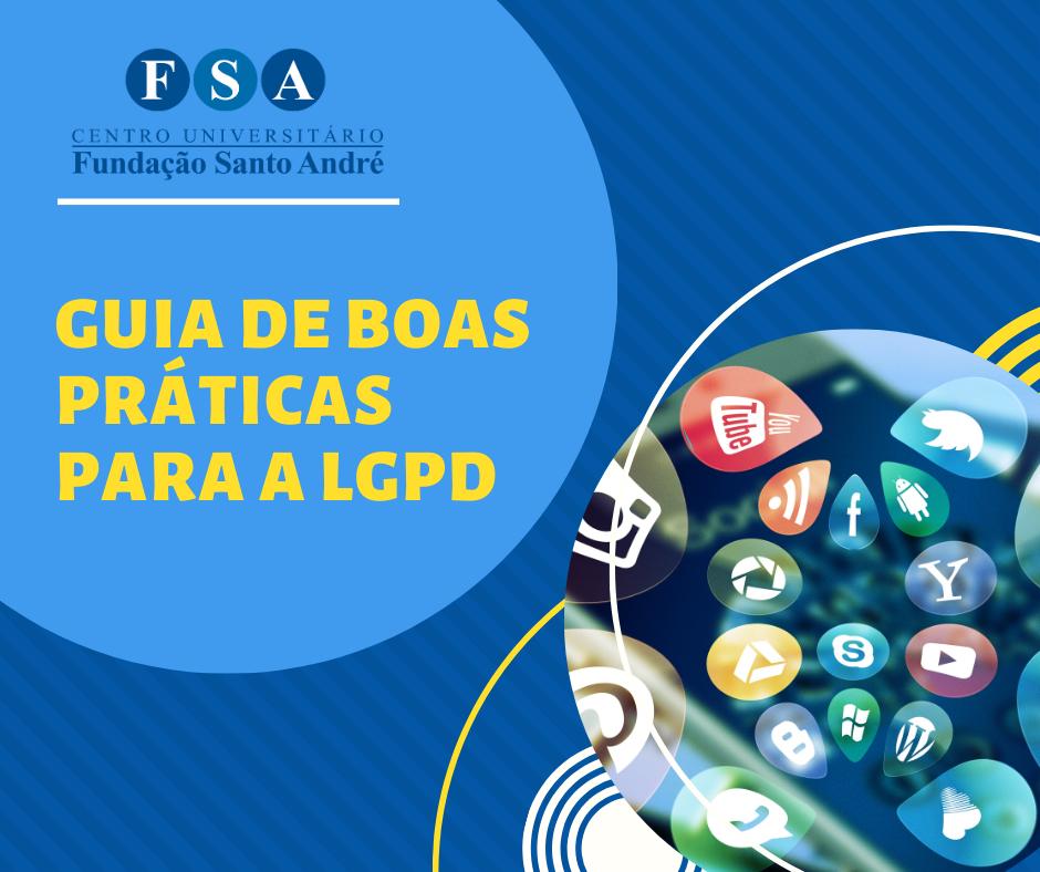 Guia de Boas práticas para a LGPD