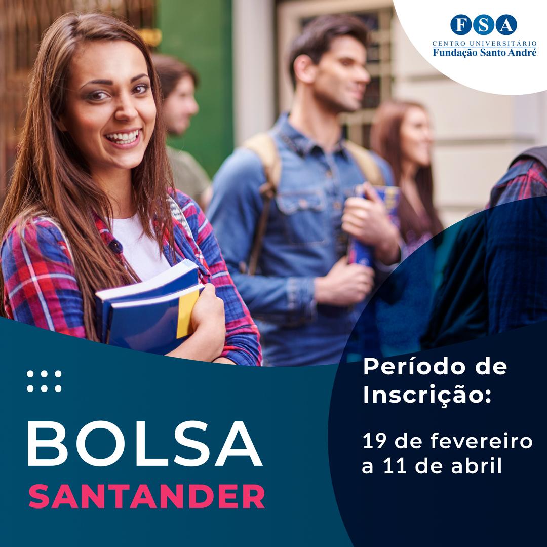 Bolsas de Estudos Santander