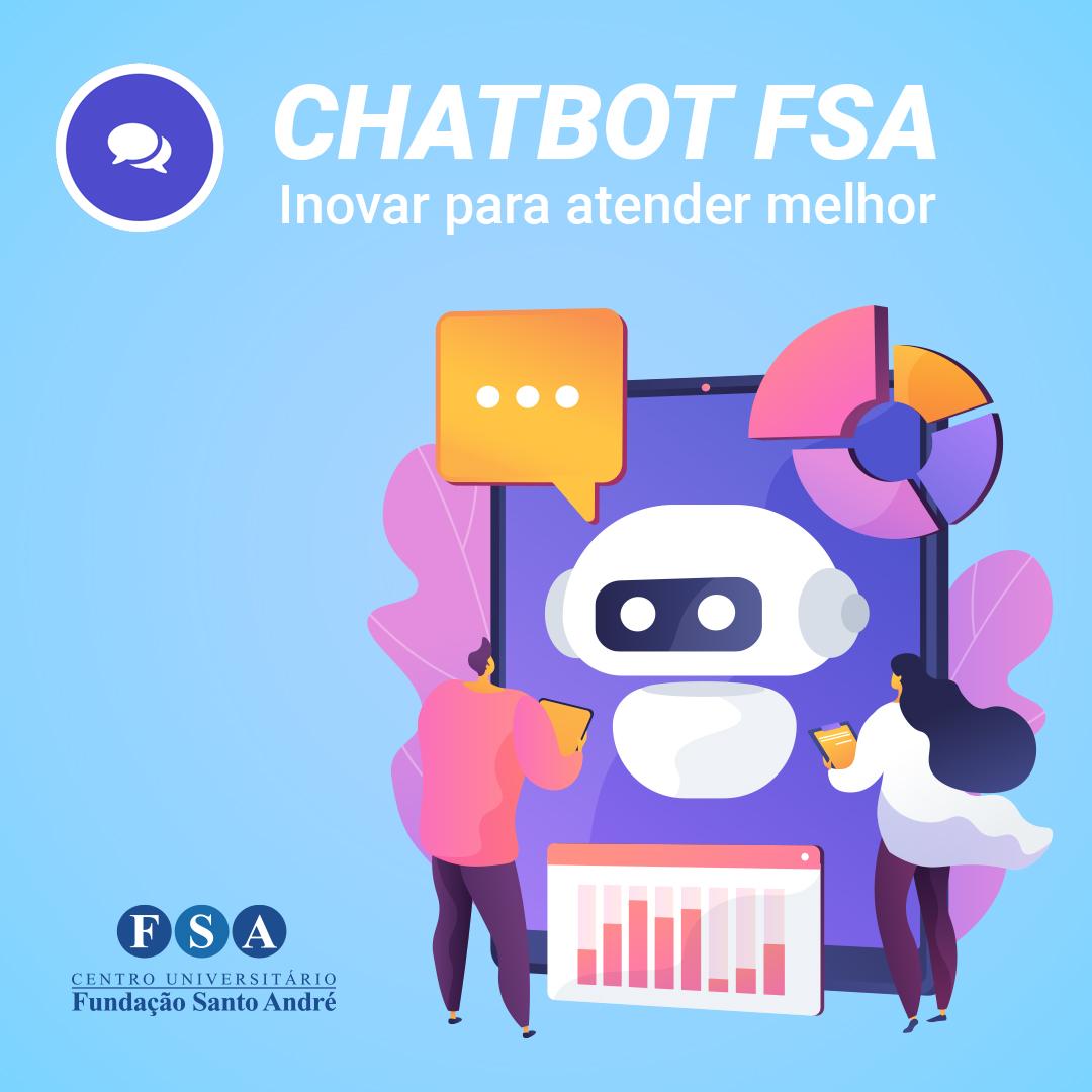 Fundação Santo André agora possui ChatBot para atendimento automático