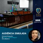 Núcleo de Práticas Jurídicas da FSA realiza Audiência Simulada