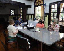 Fundação Santo André celebra parceria com a Delegacia de Defesa da Mulher de Santo André